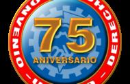 75º ANIVERSARIO DE LUZ Y FUERZA DE MAR DEL PLATA - Sigamos construyendo la mística que nos identifica