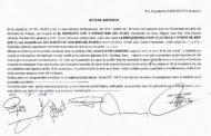 LOGRAMOS LA REINCORPORACIÓN DEL COMPAÑERO SANTIAGO SANZ