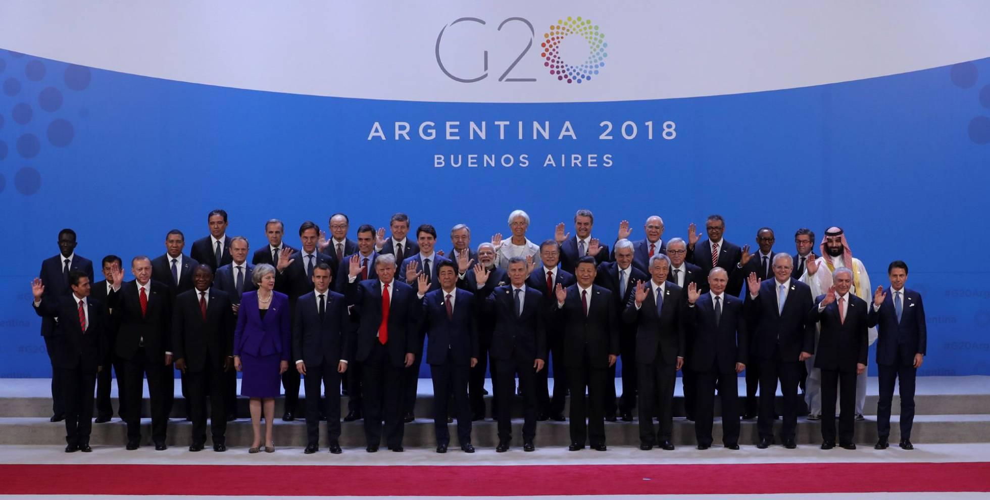 Del G20 a la precarización laboral
