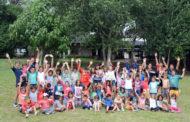 Aranceles Colonia de vacaciones 2020 para niños/as de 4 a 12 años