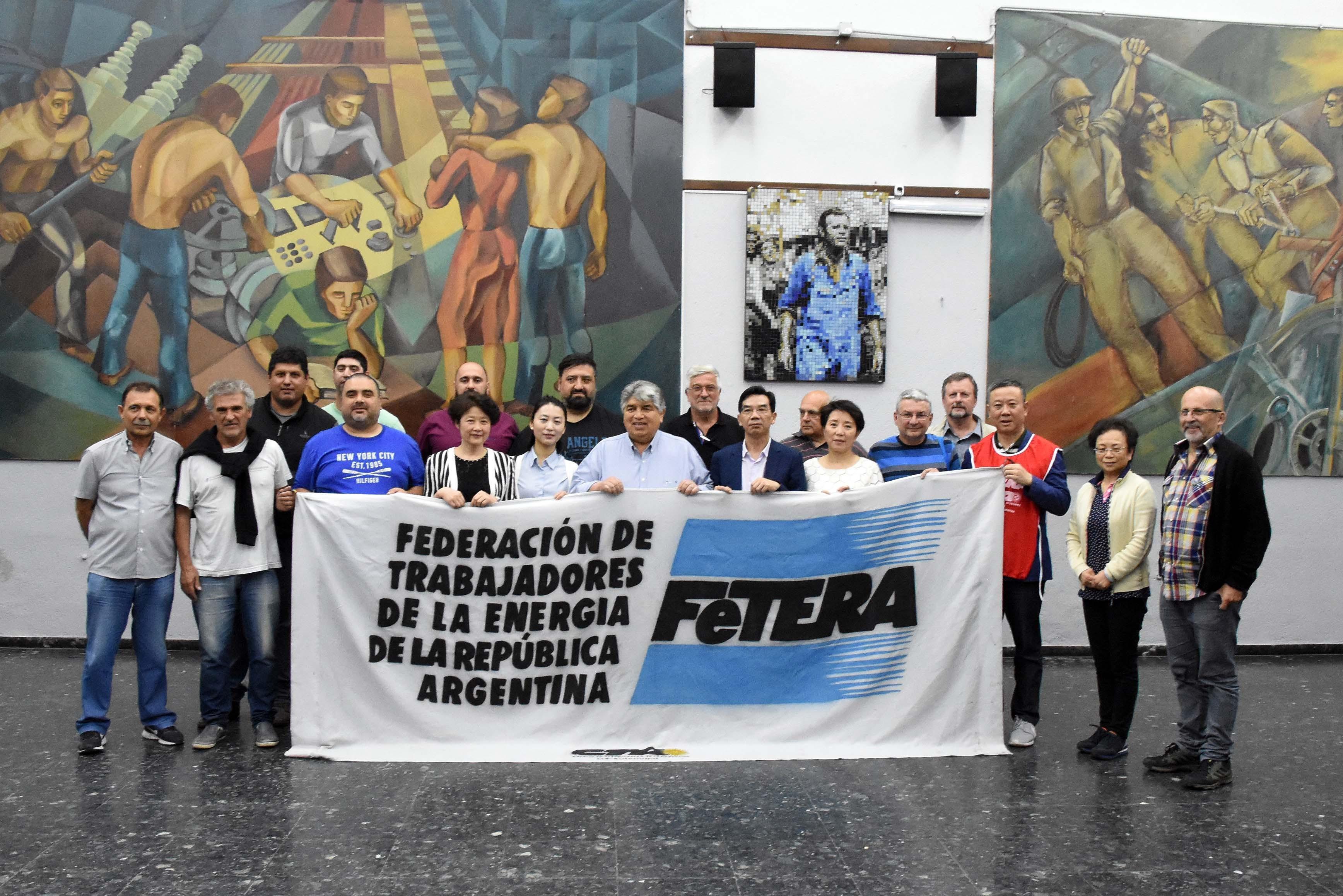 China y Argentina: Encuentro de sindicalistas en Mar del Plata