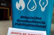 ¡BASTA DE TARIFAZOS! AUDIENCIA PÚBLICA EN MAR DEL PLATA