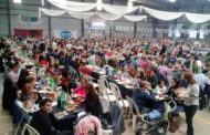 MASIVO FESTEJO DEL 76° ANIVERSARIO DE LUZ Y FUERZA DE MAR DEL PLATA