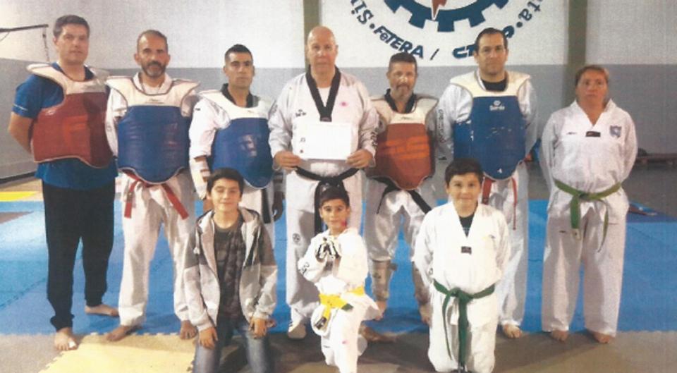 Clases gratuitas de Taekwondo durante enero y febrero