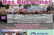 3J - En pandemia hay un grito cada vez más potente:  #NiUnaMenos ¡Porque vivas y libres nos queremos!