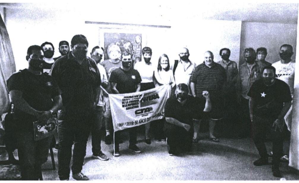 Encuentro de la FETERA en la ciudad de Córdoba