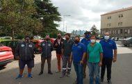 Presencia y Solidaridad con los trabajadores del Hospital Interzonal de Agudos (H.I.G.A.)