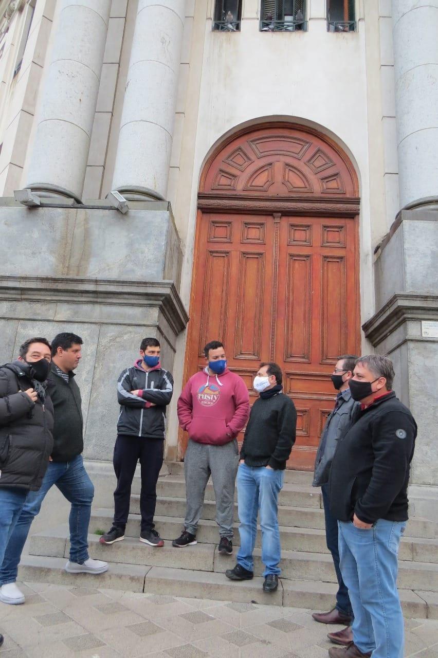 CONVOCATORIA AL DIÁLOGO EN BALCARCE:  ¡VERGONZOSA ACTITUD!